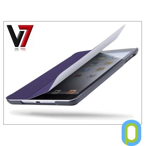 Apple iPad Mini tok - V7 Ultra Slim Folio Stand - lila