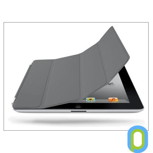 Apple iPad2/iPad3/iPad4 eredeti, gyári Smart Cover - MD306ZM - dark grey
